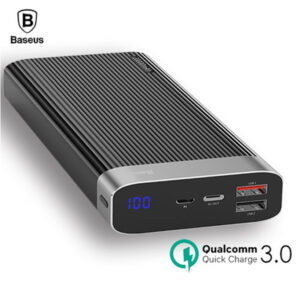 baseus 20000mAh power bank in pakistan