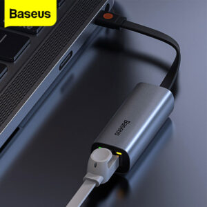baseus type c to lan adapter