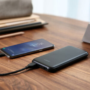 Aukey PB-Y13 10000mAh Power Bank Slim With Power Delivery QC
