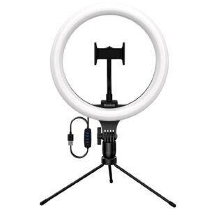 Baseus CRZB10-A01 Photo Ring Flash Fill Light LED Lamp 10