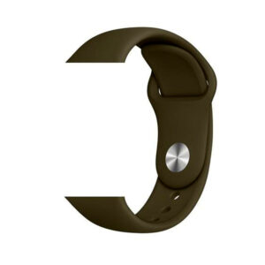 SPORT SILICONE STRAP FOR APPLE WATCH BAND 38-40mm