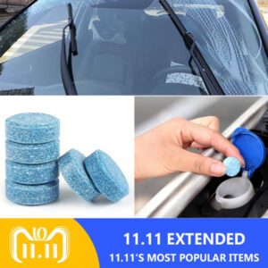 Windscreen Cleaning Tablets